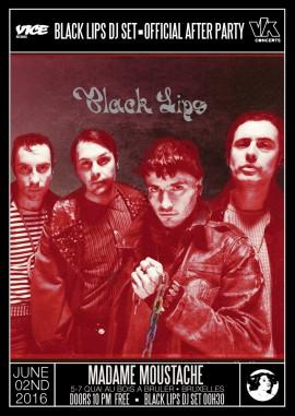 The BLACK LIPS OAP