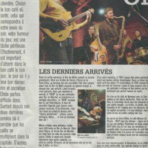 2011.03.01 TRIBUNE DE BXL