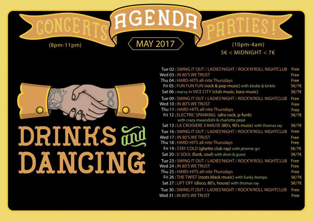 Agenda May 2017