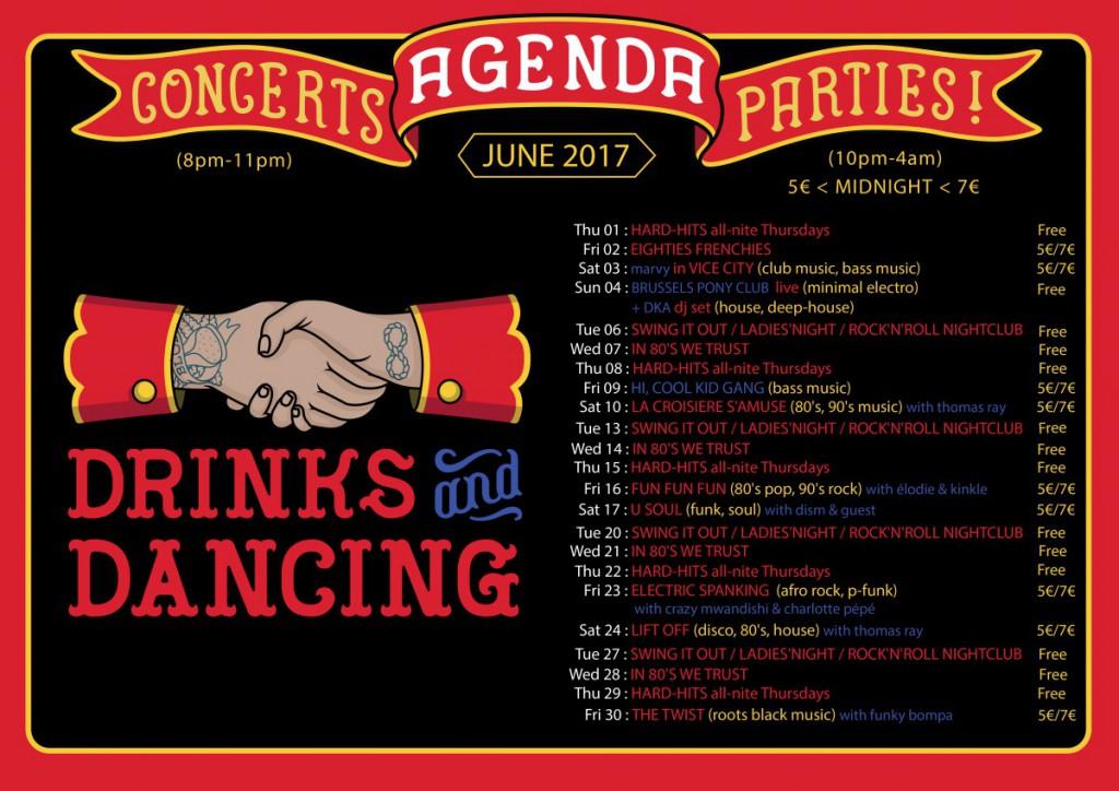 Agenda June 2017