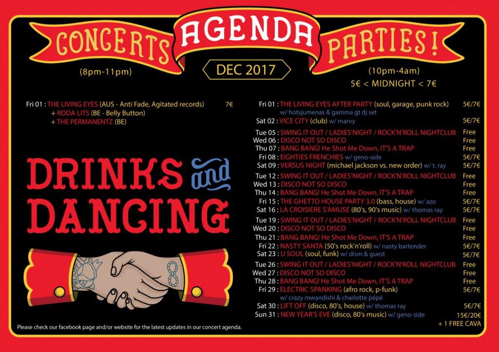 Agenda December 2017