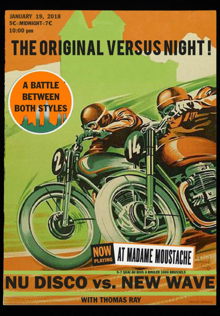 VS. - motocycle