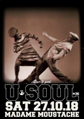 U SOUL #36